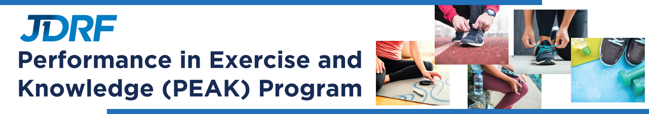 JDRF Performance in Exercise and Knowledge (PEAK) Program